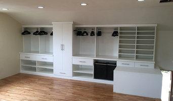 Lakewood Built-In Wardrobe Closet