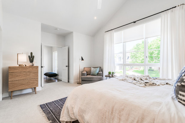 Contemporary Bedroom by Urbanology Designs