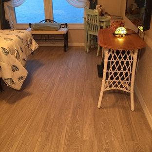 Laminate Flooring Design Project for Bedroom & Living Room