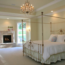 Traditional Bedroom by Landmark Builders