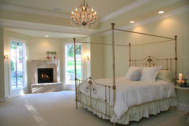 Traditional Bedroom by Landmark Builders
