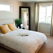 Transitional Bedroom by Carpet Colour Centre - Carpet One