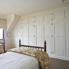 traditional bedroom by The Belding Group, Inc