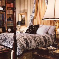 Traditional Bedroom by Hayslip Design Associates