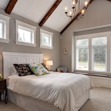 Traditional Bedroom Langley house