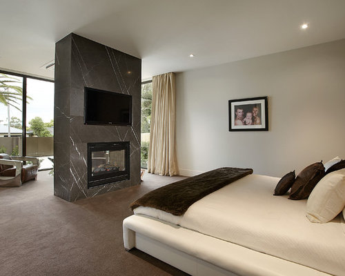 Master Bedroom Fireplace Ideas Pictures Remodel And Decor