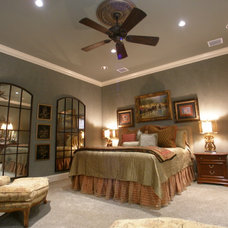 Traditional Bedroom Larkin Master Bedroom