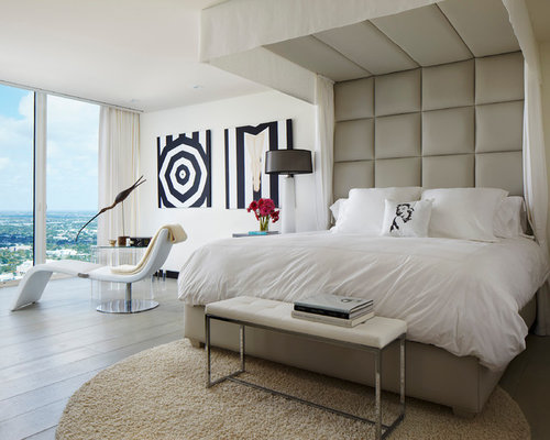 Contemporary Poster Bed contemporary poster bed | houzz