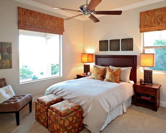 Bedroom Furniture Placement Houzz