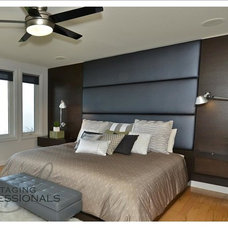 Modern Bedroom by The Staging Professionals