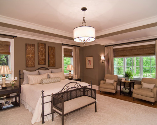 Sherwin williams virtual taupe houzz for Taupe bedroom ideas