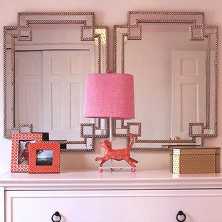 Design ideas for a classic bedroom in Boston.