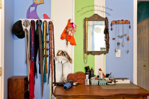 Eclectic Bedroom by Chris A. Dorsey Photography