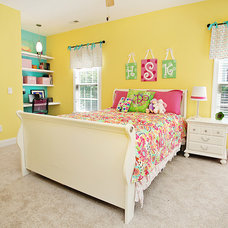 Traditional Bedroom by New Old, LLC