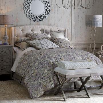 """Lavender Gray"" Bedroom"