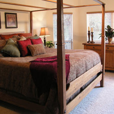 Traditional Bedroom by LC Home Staging & Redesign