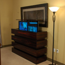 Modern Bedroom by TV Lift Cabinet by Cabinet Tronix