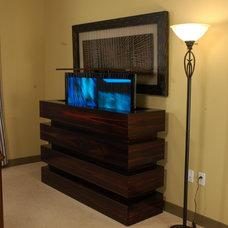 Modern Bedroom by Cabinet-Tronix