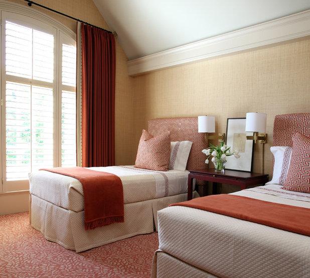 Colore del mese il ruggine caldo e senza tempo - Interior design camera da letto ...