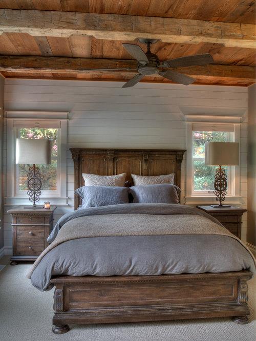 Chambre avec moquette montagne Minneapolis : Photos et idées déco de ...