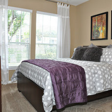 Traditional Bedroom by Purdy Designs LLC