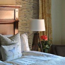 Traditional Bedroom by Be~Leaf Design, llc