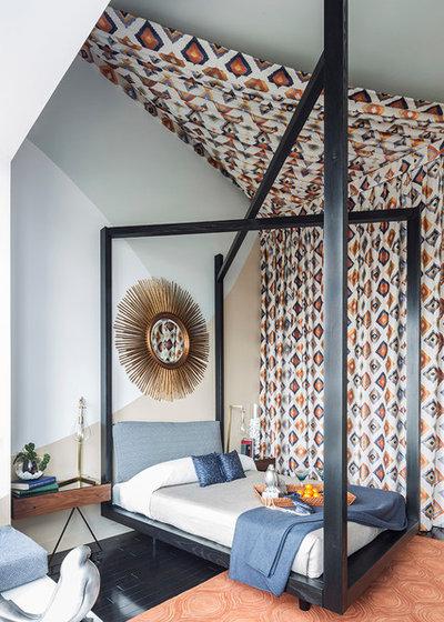 schlafzimmer schräge streichen: schlafzimmer modern gestalten 48 ... - Schlafzimmer Schrge Streichen