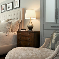 Traditional Bedroom by Lerner Interiors