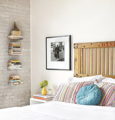 eclectic bedroom by Aristea Rizakos