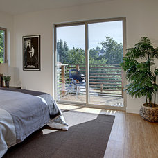 Modern Bedroom by First Lamp