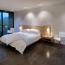 Contemporary Bedroom by Process Design Build, L.L.C.
