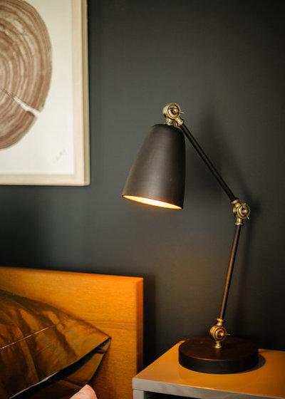 Лофт Спальня by Nest Design Studio