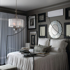 Contemporary Bedroom by Illuminations