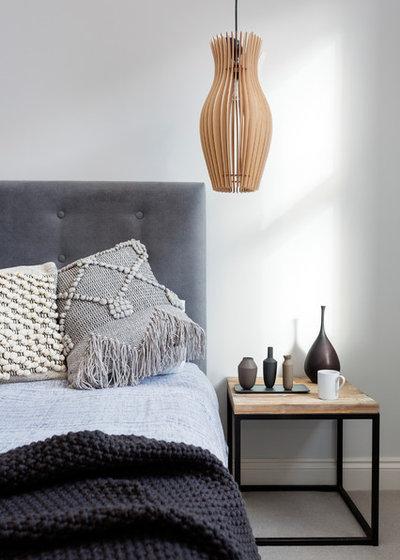 Современный Спальня by Zulufish
