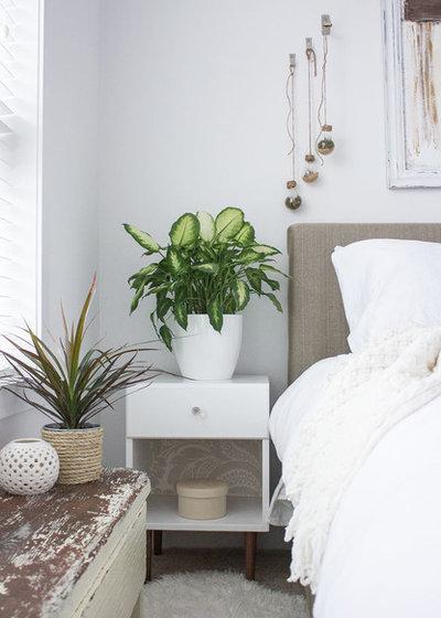 11 schnelle deko ideen f rs schlafzimmer. Black Bedroom Furniture Sets. Home Design Ideas