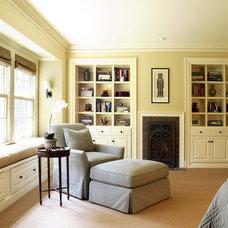 Traditional Bedroom by Olson & Jones