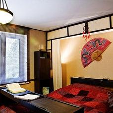 Asian Bedroom by Inga Romberga (IngaBerga)