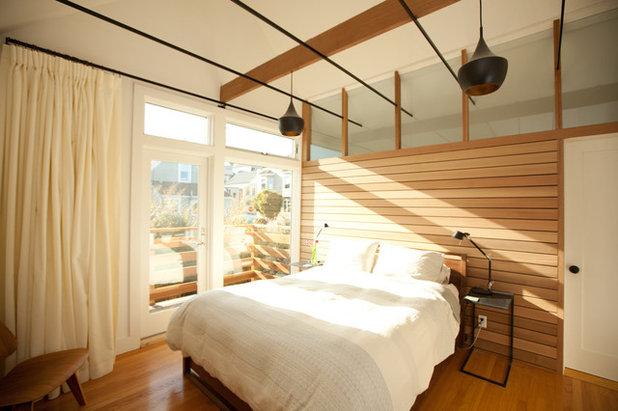 Modern Bedroom by Sven Lavine Architecture