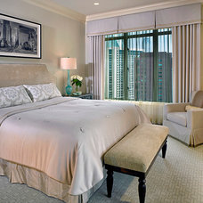 Traditional Bedroom by Right Angle Interiors