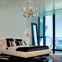 contemporary bedroom by American Lighting Association