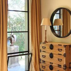 Mediterranean Bedroom by Riviera Bronze Mfg.