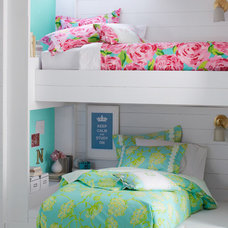 Eclectic Bedroom by Garnet Hill