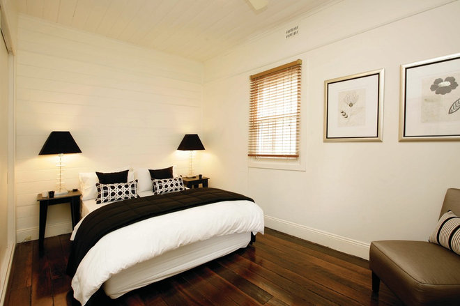 Traditional Bedroom by Danny Broe Architect