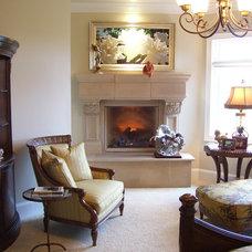 Traditional Bedroom by COASTROAD Hearth & Patio