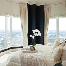 Contemporary Bedroom by Anthony Michael Interior Design, Ltd.