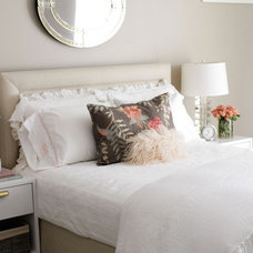 Contemporary Bedroom by Alexandra Kaehler Design