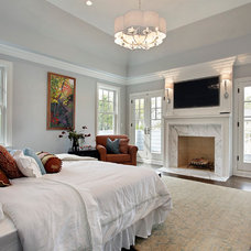 Contemporary Bedroom by Heritage Luxury Builders