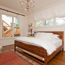 Traditional Bedroom by Allard Ward Architects