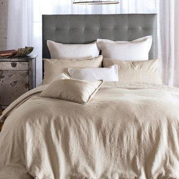Linen Bedding Collection