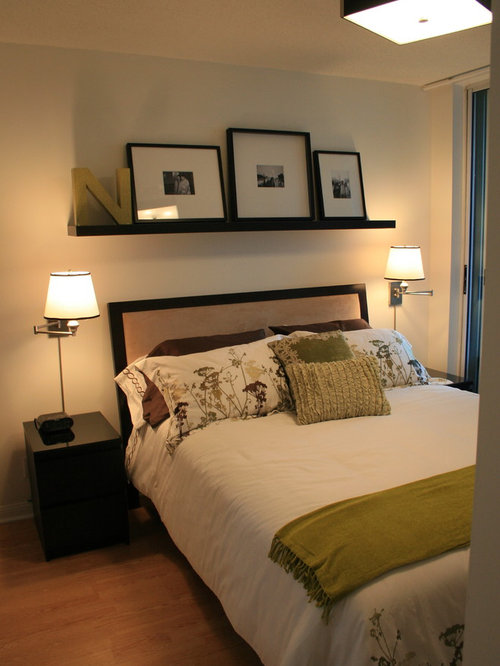 Floating Shelf Above Bed Home Design Ideas Renovations